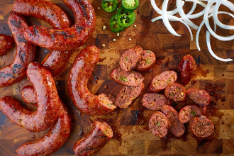 ORIGINAL SMOKED SAUSAGE LINKS