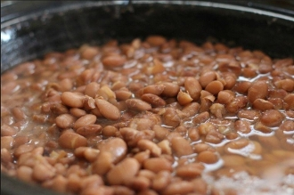 WEST TEXAS PINTO BEANS
